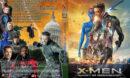 X-Men-Zukunft ist Vergangenheit (2014) R2 DE Custom DVD Cover