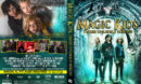 The Magic Kids - Three Unlikely Heroes (2020) R2 Custom DVD Cover