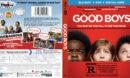 Good Boys (2019) Blu-Ray Cover