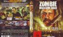 Zombie-Invasion War (2012) R2 DE DVD Cover
