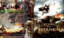 Zorn der Titanen (2012) R2 DE DVD Cover