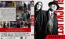 The Blacklist - Season 7 (2020) R1 Custom DVD Cover V2