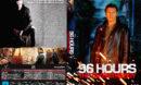 96 Hours-Taken Trilogy R2 DE DVD Cover