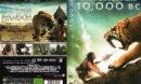 10.000 B.C. (2008) R2 DE DVD Covers