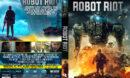 Robot Riot (2020) R1 Custom DVD Cover