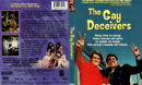 THE GAY DECEIVERS (1969) DVD COVER & LABEL