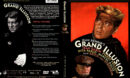 GRAND ILLUSION CRITERION COLLECTION (1937) DVD COVER & LABEL