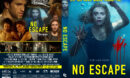 No Escape (follow Me) (2020) R1 Custom DVD Cover & Label