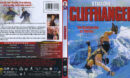 Cliffhanger (1993) Blu-Ray Cover & Label