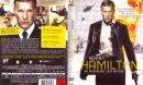 Agent Hamilton (2012) R2 DE DVD Cover