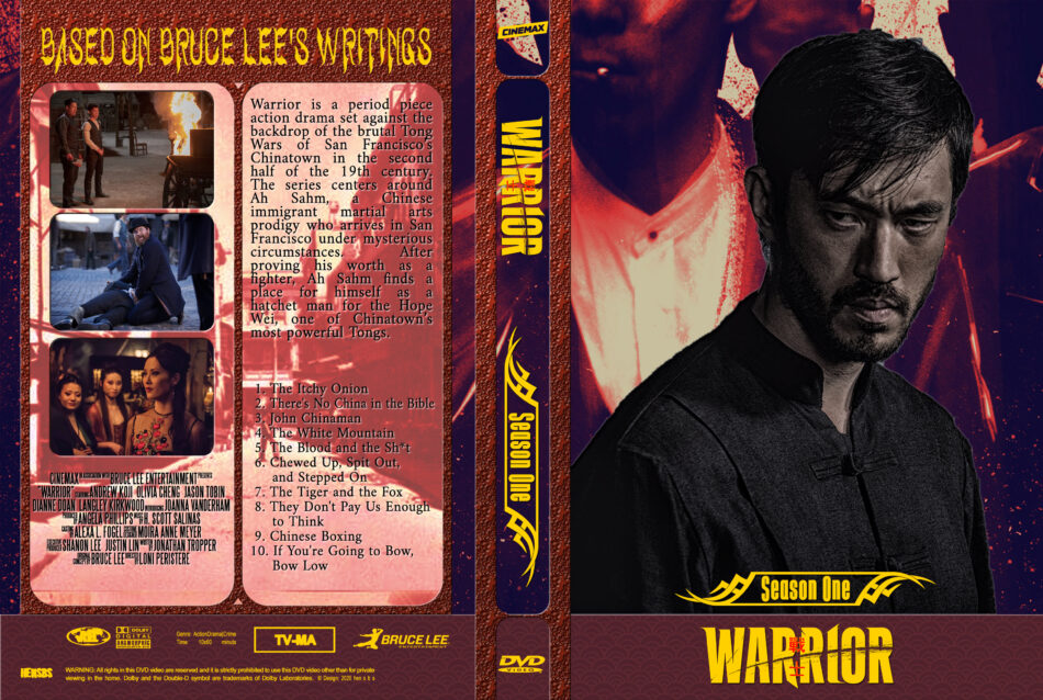 Warrior Serie Deutsch