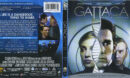 Gattaca (1997) Blu-Ray Cover & Label