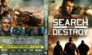 Search and Destroy (2020) R1 Custom DVD Cover & Label