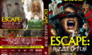 Escape: Puzzle of Fear (2020) R1 Custom DVD Cover & Label
