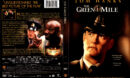 THE GREEN MILE (1999) DVD COVER & LABEL