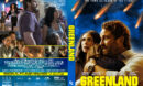 Greenland (2020) R1 Custom DVD Cover