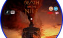 Death On The Nile (2020) R2 Custom DVD Label