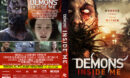 Demons Inside Me ( Jade's Asylum ) (2020) R1 Custom DVD Cover