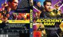 Accident Man (2018) R2 DE DVD Cover