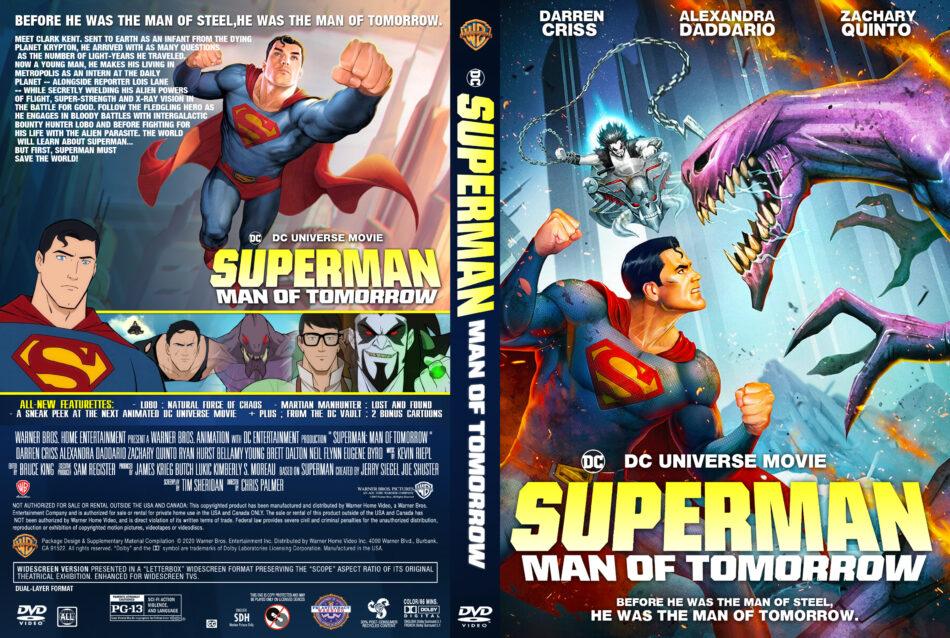 Superman Man of Tomorrow 2020 VOSE