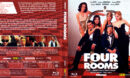 Four Rooms (1995)DE Blu-Ray Covers
