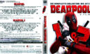 Deadpool Double Feature DE 4K UHD Covers