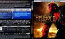 Hellboy 2 - Die goldene Armee (2008) DE 4K UHD Covers