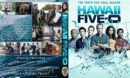 Hawaii Five-O - Season 10 (2020) R1 Custom DVD Cover & Labels