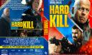 Hard Kill (2020) R1 Custom DVD Cover & Label
