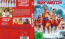 Baywatch-Der Film (2017) R2 DE DVD Cover