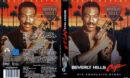 Beverly Hills Cop 1-3-Die komplette Story (1994) R2 DE DVD Cover