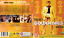 GOLDEN BALLS (2009) CUSTOM BLU-RAY COVER & LABEL