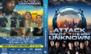 Attack of the Unknown (2020) R1 Custom DVD Cover & label