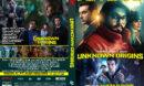 Unknown Origins ( Orígenes secretos ) (2020) R0 Custom DVD Cover