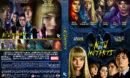 The New Mutants (2020) R1 Custom DVD Cover