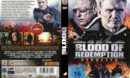 Blood Of Redemption (2013) R2 DE DVD Cover