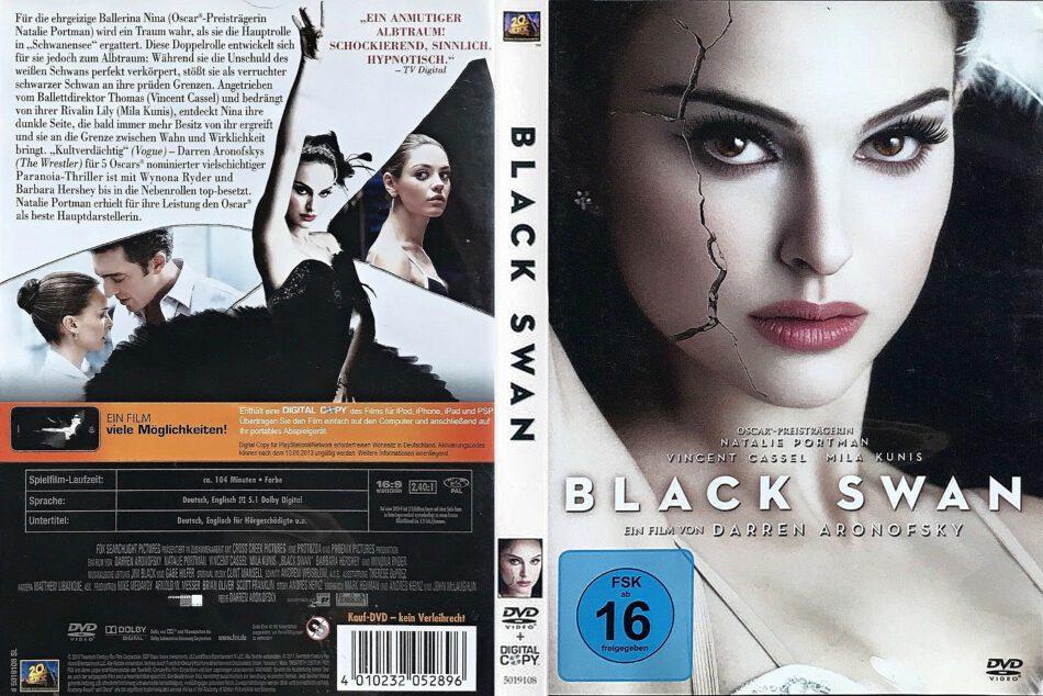 Black Swan 2010 R2 De Dvd Cover Dvdcover Com
