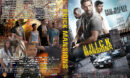 Brick Mansions (2014) R2 DE DVD Cover