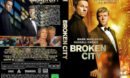 Broken City (2013) R2 DE DVD Cover