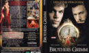 Brothers Grimm (2006) R2 DE DVD Cover