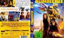 Bumblebee (2018) R2 DE DVD Cover
