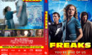 Freaks: You're One of Us (2020) R1 Custom DVD Cover