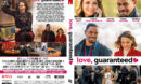 Love, Guaranteed (2020) R1 Custom DVD Cover