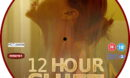 12 Hour Shift (2020) R2 Custom DVD Label