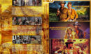 Allan Quatermain Triple Feature R1 Custom DVD Cover