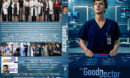 The Good Doctor - Season 3 R1 Custom DVD Cover & labels