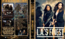 L.A. s Finest - Season 2 R0 Custom DVD Cover & Labels