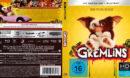 Gremlins (Custom) (2019) DE 4K UHD Covers & Label