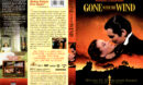 GONE WITH THE WIND (1939) DVD COVER and LABEL