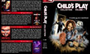 Child's Play Collection - Volume 1 R1 Custom DVD Cover